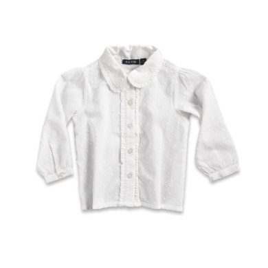 Image of BLUE SEVEN Girls Bluse weiß