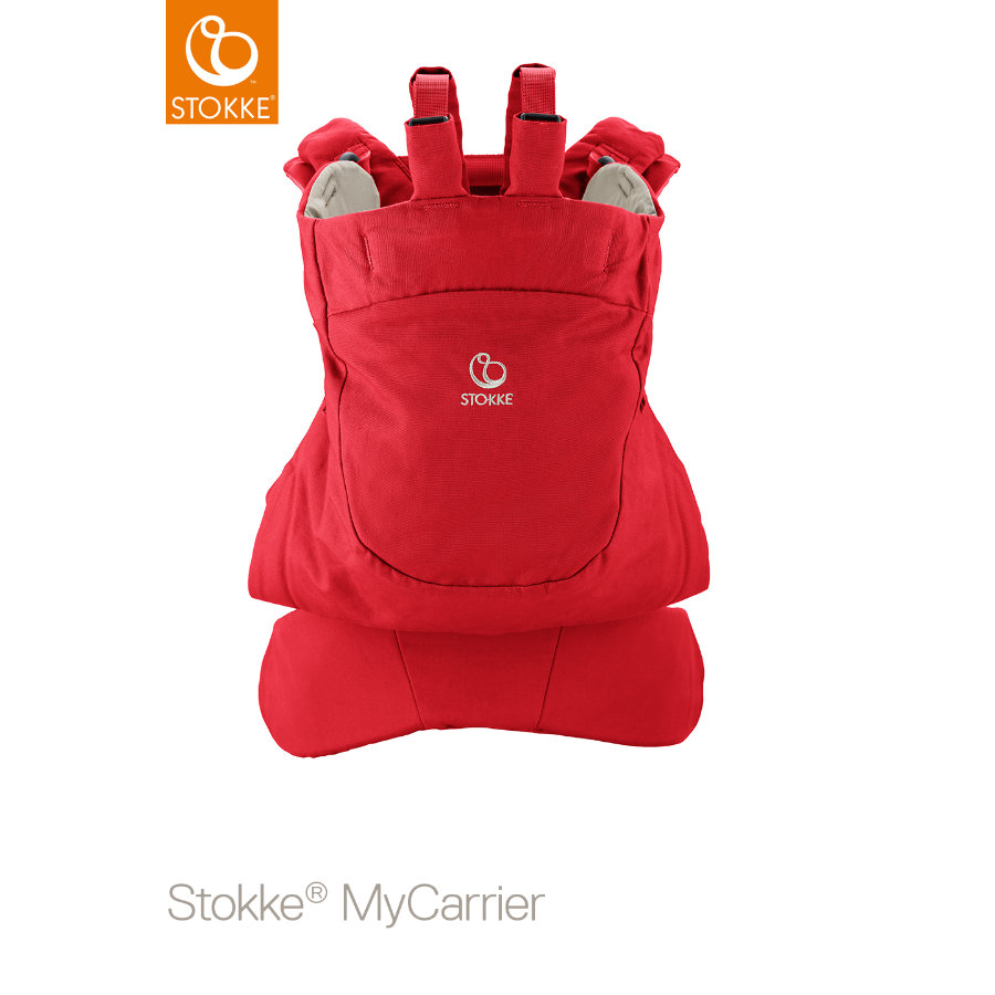 STOKKE® MyCarrier™ Rückentrage red
