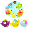 knorr® toys escabbo® - Badebog Undervandsverden