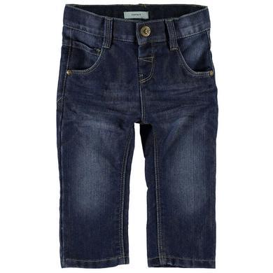 Miniboyhosen - name it Boys Jeans Alex dark blue denim - Onlineshop Babymarkt