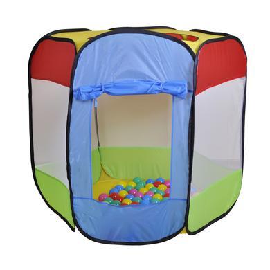 knorr® toys Speeltent Bendix XXL incl. 100 Speelballen