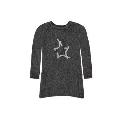 Minigirlroeckekleider - bellybutton Girls Strickkleid dark grey – blau – Gr.74 – Mädchen - Onlineshop Babymarkt