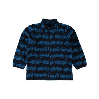 name it  Boys Fleece Jacke Spektra dress blues - blau - Gr.Babymode (6 - 24 Monate) - Jungen