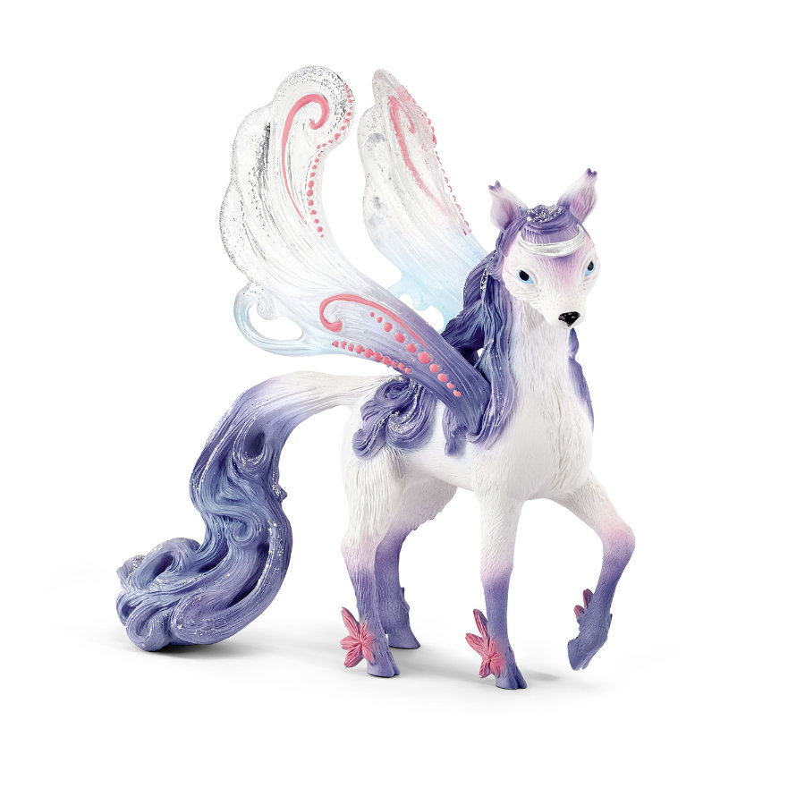 Strong-Willed Schleich 14814 Flusspferd Pure White And Translucent Animals & Dinosaurs Action Figures