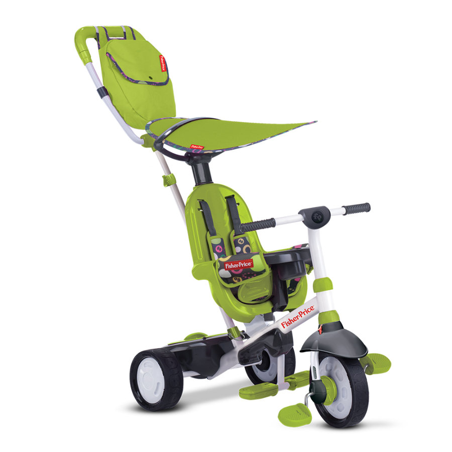 Fisher Price® Dreirad Charisma, grün