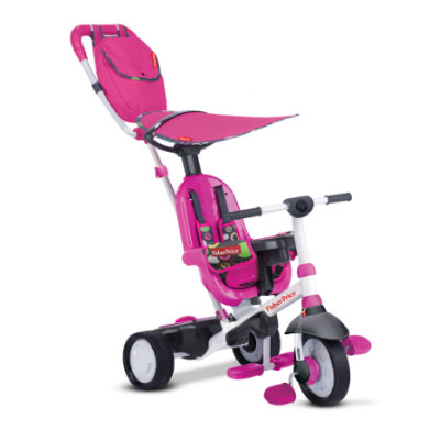 Fisher Price® Dreirad Charisma, pink rosa pink