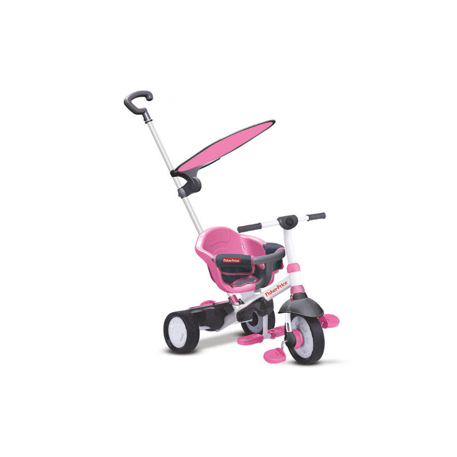 Fisher Price® Dreirad Charm Plus, pink