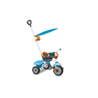 SmarTrike Fisher-Price® tříkolka Jolly Plus modrá