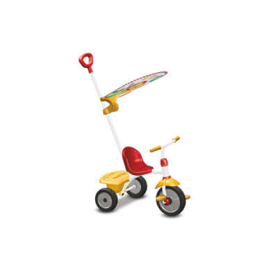 Fisher Price® Dreirad Glee Plus, rot gelb