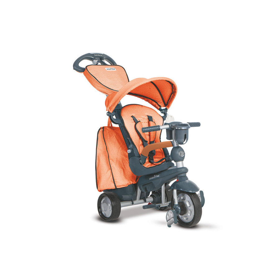 smarTrike® Dreirad Explorer, orange
