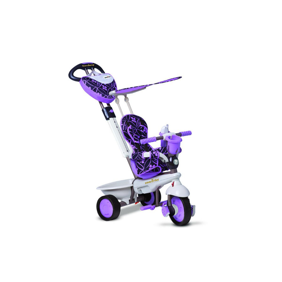 smarTrike® 4 in 1 Dreirad Dream, lila