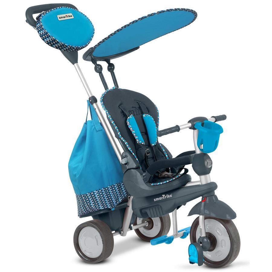 smarTrike® 5 in 1 Dreirad Splash Dazzle, blau