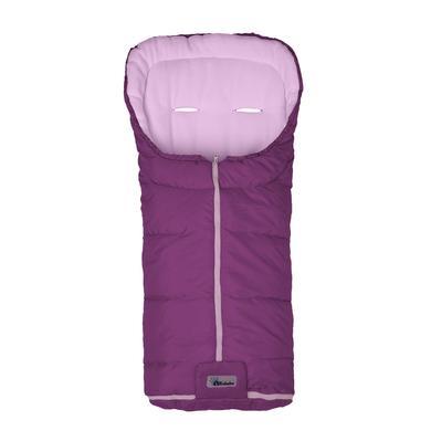 ALTABEBE Zimní fusak Basic do kočárku fialový-růžový - růžová/pink