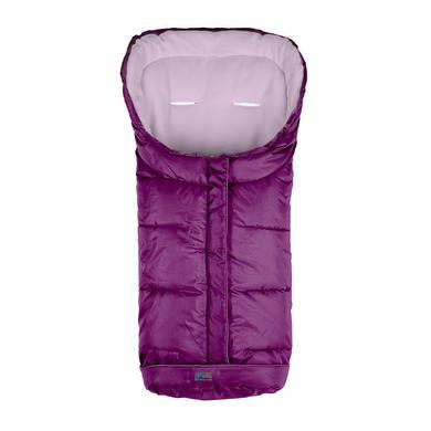 ALTABEBE Zimní fusak Aktive do kočárku fialový-růžový - růžová/pink