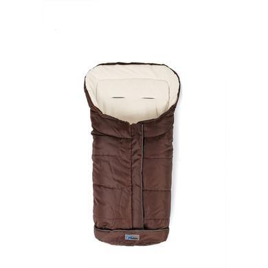 Altabebe Winterfußsack Basic XL mit ABS braun- ...
