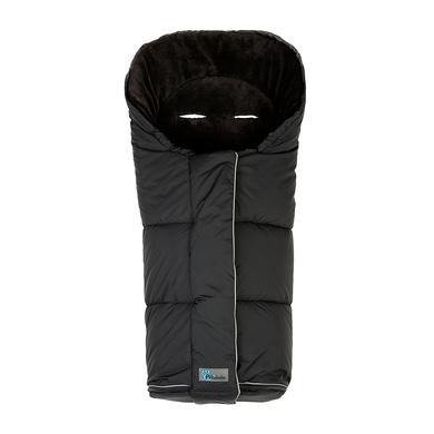ALTABEBE Zimní fusak Nordic do kočárku černý-černý - černá