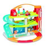 Eveil et jouets b b pas chers - Smoby vroom planet garage ...