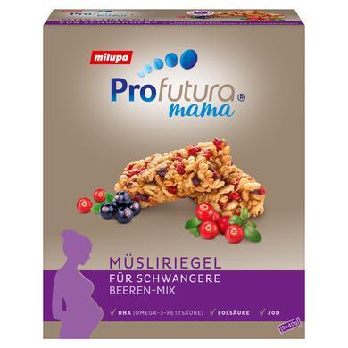 Profutura mama  Müsliriegel für Schwangere Beeren-Mix 5 x 40 g