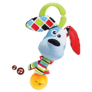 Yookidoo Rassel Hund