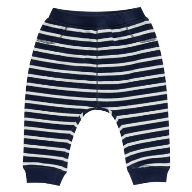Sense Organics Boys Sweathose Zola black navy stripes blau Gr.Newborn (0 6 Monate) Jungen
