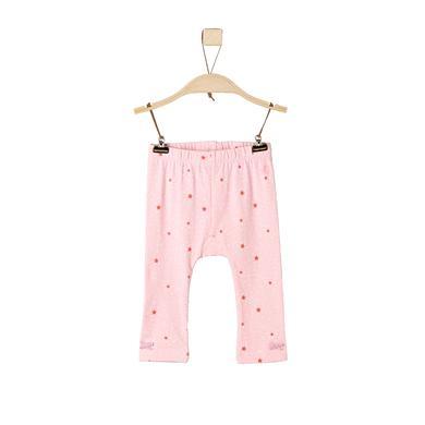 s.Oliver Girls Hose light pink rosa pink Gr.Babymode (6 24 Monate) Mädchen
