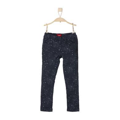 Minigirlhosen - s.Oliver Girls Hose dark blue slim - Onlineshop Babymarkt