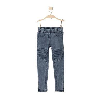 Minigirlhosen - s.Oliver Girls Jeggings dark blue regular - Onlineshop Babymarkt
