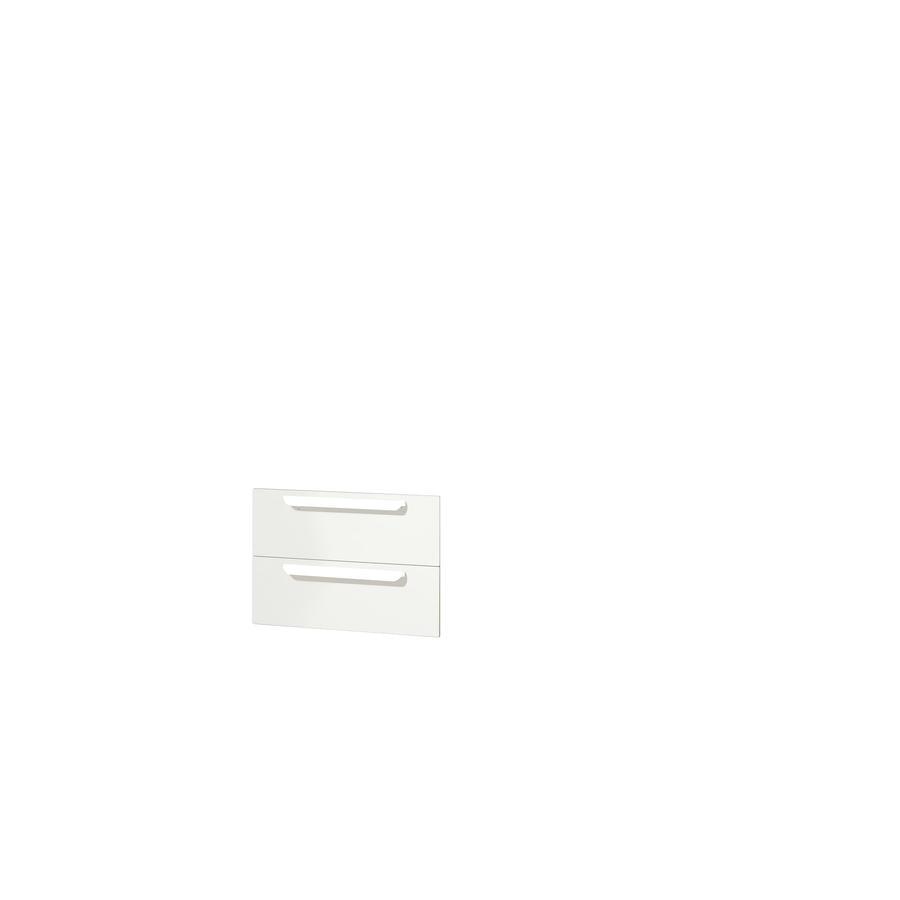 kommode wei hochglanz preisvergleich die besten angebote online kaufen. Black Bedroom Furniture Sets. Home Design Ideas