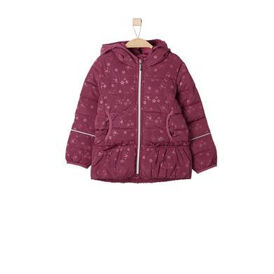 Minigirljacken - s.Oliver Girls Jacke pink – rosa pink – Gr.Kindermode (2 – 6 Jahre) – Mädchen - Onlineshop Babymarkt