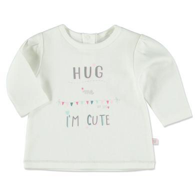 Staccato Girls Shirt offwhite weiß Gr.Newborn (0 6 Monate) Mädchen