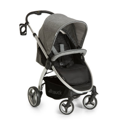 hauck  Buggy Lift up 4 Melange Grey - grau