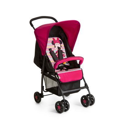 Hauck Buggy Sport Minnie Geo pink