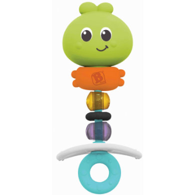 Infantino Squeeze & Bend Busy Gem Teether