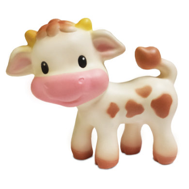 B kids® Squeeze and Teethe - Cow