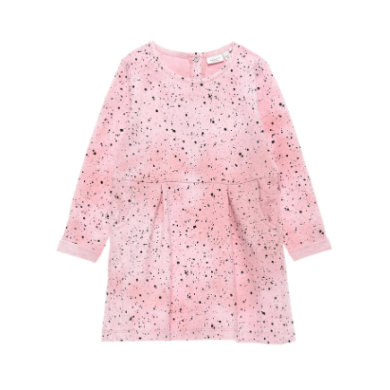 Minigirlroeckekleider - name it Girls Sweatkleid Kimmi zephyr - Onlineshop Babymarkt