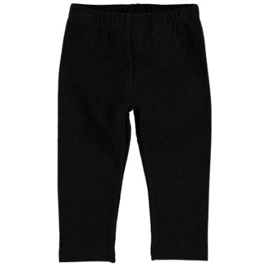 name it Girls Leggings Davina black schwarz Gr.Babymode (6 24 Monate) Mädchen