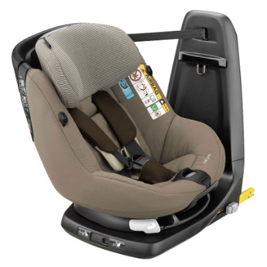Maxi Cosi  AxissFix 2017 Earth brown - hnědá
