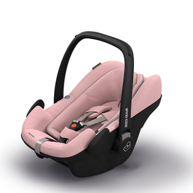MAXI-COSI Babyschale Pebble Plus (I-size) Blush (Q-Design) - rosa/pink