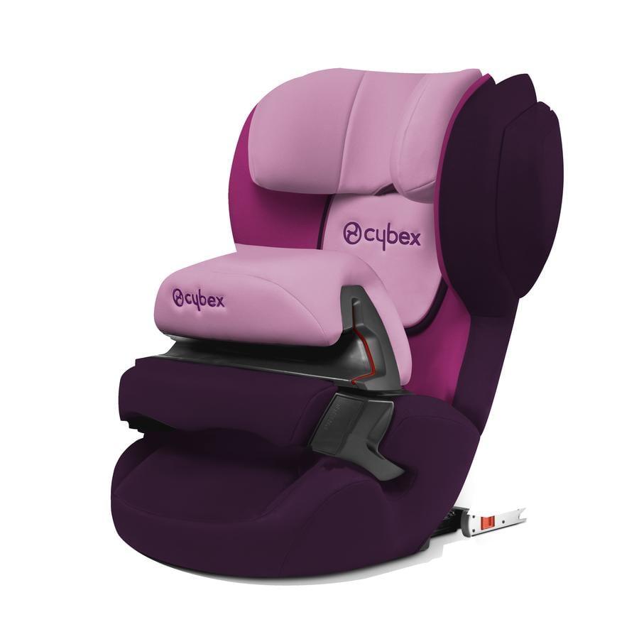 cybex SILVER Kindersitz Juno 2-fix Purple Rain-...