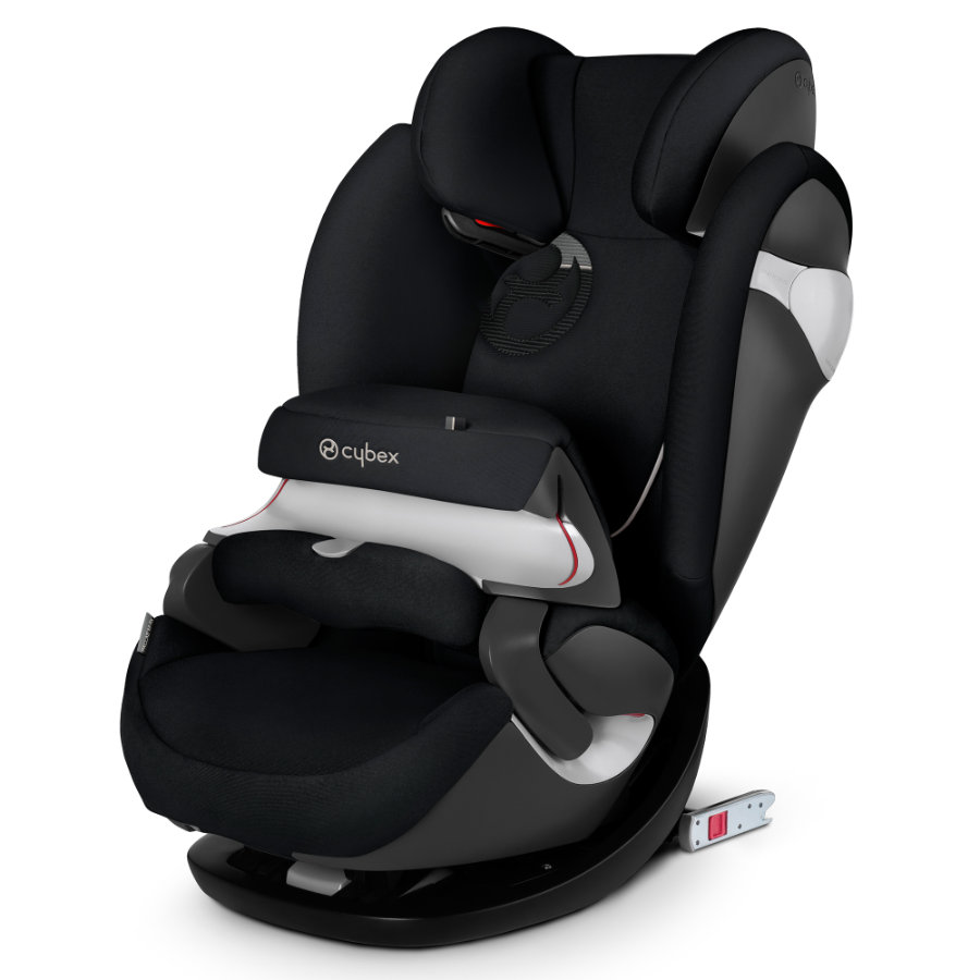 cybex GOLD Kindersitz Pallas M-fix Stardust Black-black