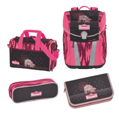 Scout Sunny Set 4 tlg. Pink Dino