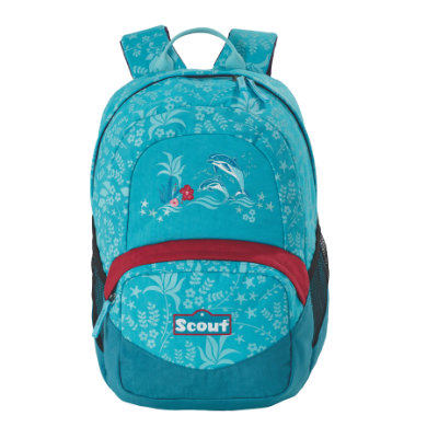 Scout Rucksack X Happy Dolphins