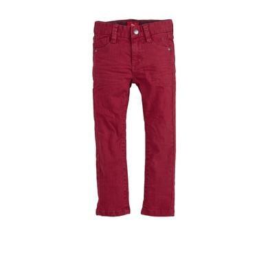 Miniboyhosen - s.Oliver Boys Hose dark red - Onlineshop Babymarkt