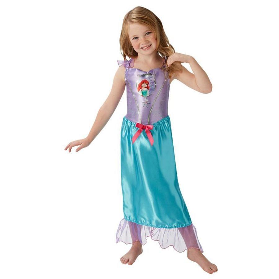 Rubies Karneval Kostüm Arielle die Merrjungfrau Kleid