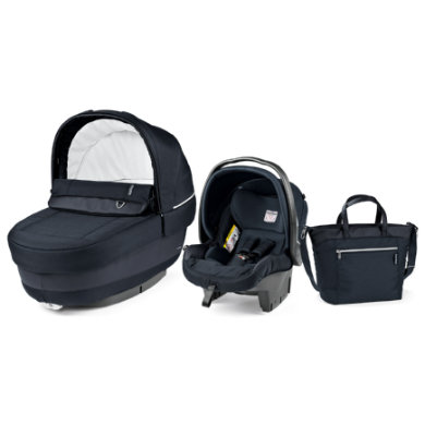 Peg-Perego  Set Elite Luxe Bluenight 2017 - modrá