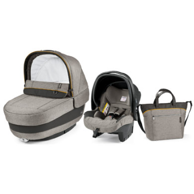 PEG-PEREGO Set Elite Luxe Grey 2017