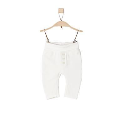 s.Oliver Girls Sweathose ecru beige Gr.Newborn (0 6 Monate) Mädchen
