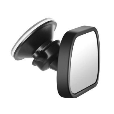 reer Autospiegel ParentsView mit Saugnapf - grau