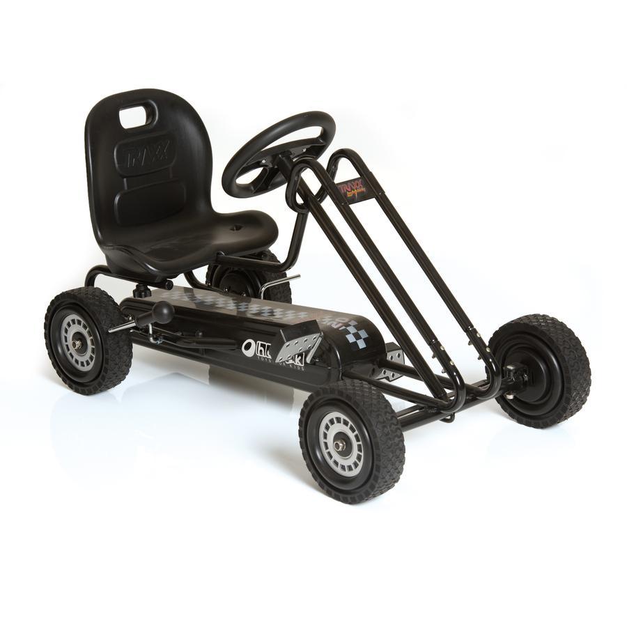 hauck TOYS Go Kart Lightning, Titan Black