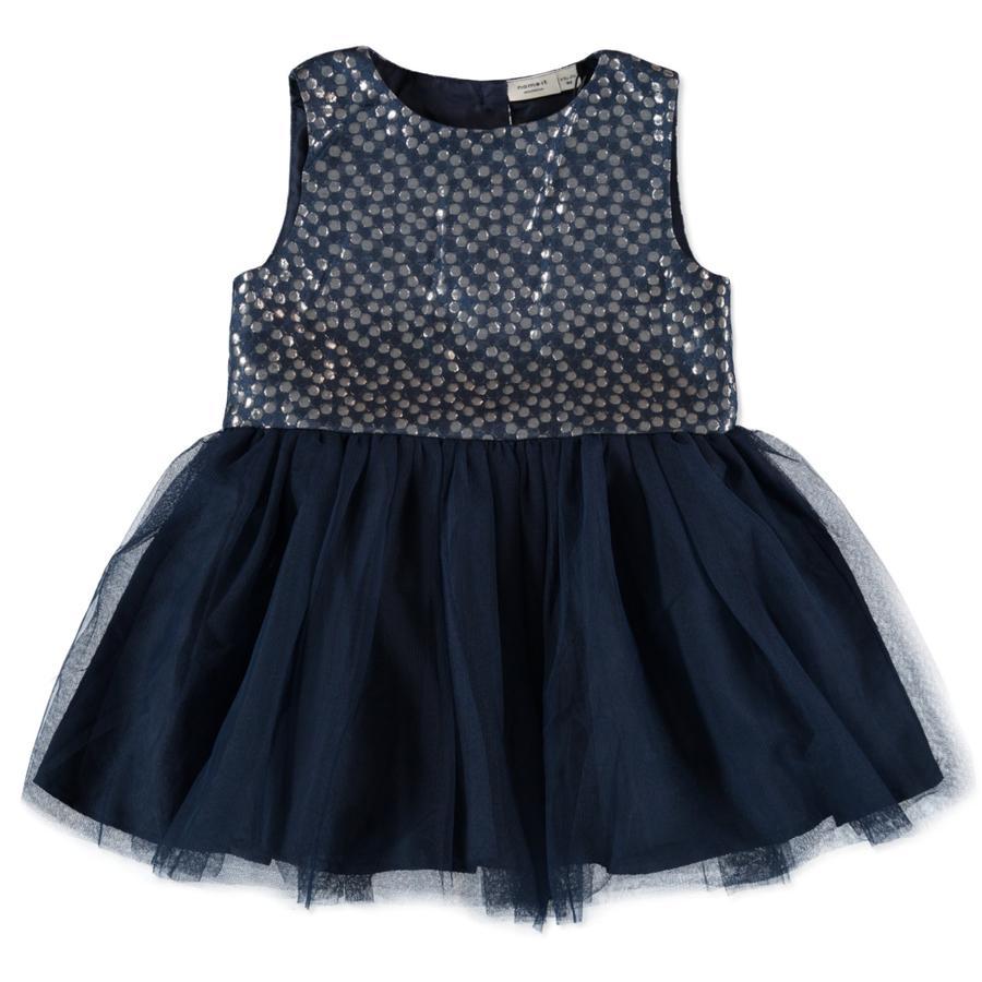 name it Girls Kleid Piluna dress blues